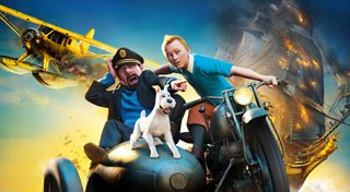 The Adventures of Tintin: The Secret of the Unicorn Trophy List Banner