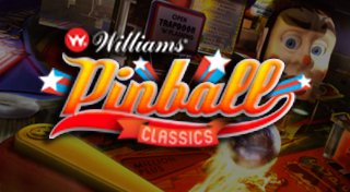 Williams Pinball Classics Trophy List Banner