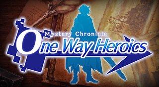 One Way Heroics Trophy List Banner