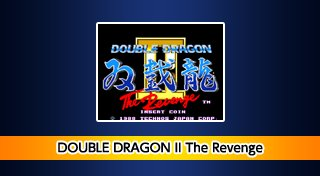 Double Dragon II: The Revenge Trophy List Banner