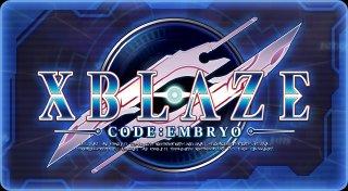 XBlaze Code: Embryo Trophy List Banner