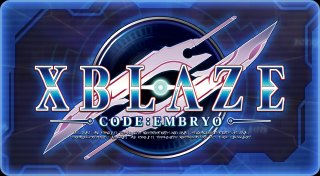 XBLAZE Code: Embryo Trophy List Banner