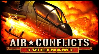 Air Conflicts: Vietnam Trophy List Banner