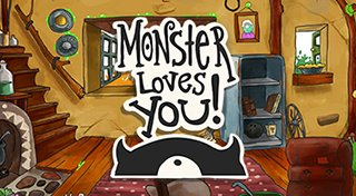 Monster Loves You! Trophy List Banner
