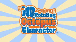 The 2D Adventures of Rotating Octopus Character Trophy List Banner
