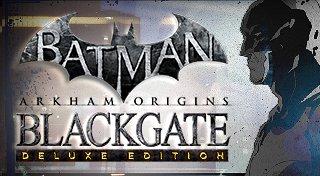 Batman: Arkham Origins Blackgate Deluxe Edition Trophy List Banner