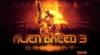 Alien Breed 3: Descent Trophy List Banner