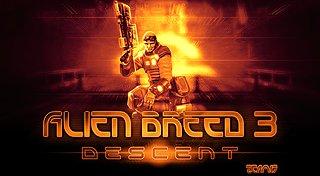 Alien Breed 3: Descent Trophy List Banner