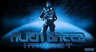 Alien Breed: Impact Trophy List Banner