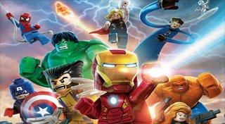LEGO Marvel Super Heroes: Universe in Peril Trophy List Banner