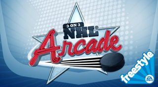 3 on 3 NHL Arcade Trophy List Banner