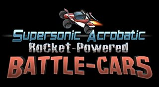 Supersonic Acrobatic Rocket-Powered Battle-Cars Trophy List Banner