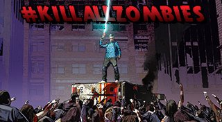 #killallzombies Trophy List Banner