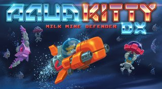 Aqua Kitty: Milk Mine Defender DX Trophy List Banner
