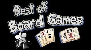 Best of Board Games Trophy List Banner