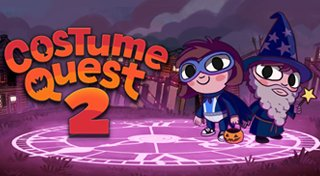 Costume Quest 2 Trophy List Banner