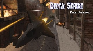 Delta Strike : First Assault Trophy List Banner