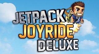 Jetpack Joyride Deluxe Trophy List Banner