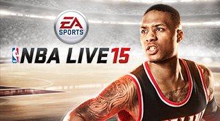 NBA Live 15 Trophy List Banner