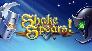 Shake Spears! Trophy List Banner