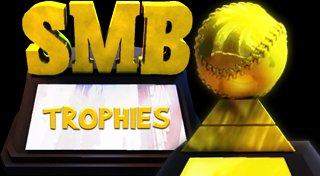 Super Mega Baseball Trophy List Banner