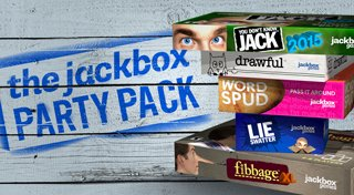 The Jackbox Party Pack Trophy List Banner