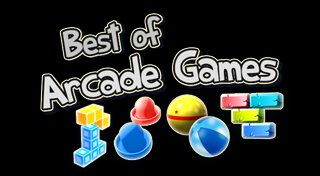 Best of Arcade Games Trophy List Banner