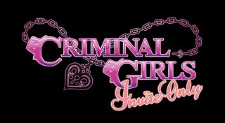 Criminal Girls: Invite Only Trophy List Banner