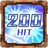 Maximum Hit Count Over 200!