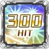 Maximum Hit Count Over 300!