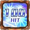 Maximum Hit Count Over 100!