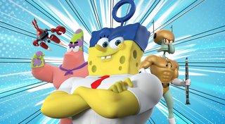 SpongeBob HeroPants Trophy List Banner