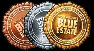 Blue Estate Trophy List Banner
