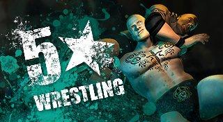 5 Star Wrestling Trophy List Banner