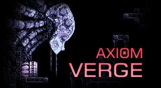 Axiom Verge Trophy List Banner