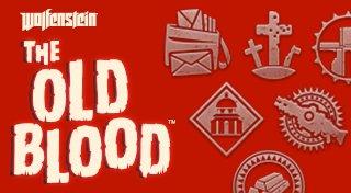 Wolfenstein: The Old Blood Trophy List Banner