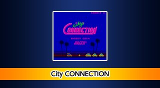 Arcade Archives: City Connection Trophy List Banner