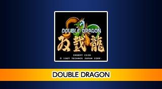 Arcade Archives: Double Dragon Trophy List Banner