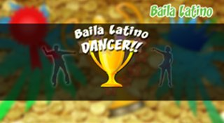 Baila Latino Trophy List Banner