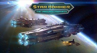 Star Hammer: The Vanguard Prophecy Trophy List Banner
