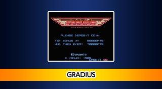 Arcade Archives: Gradius Trophy List Banner