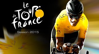 Tour de France 2015 Trophy List Banner