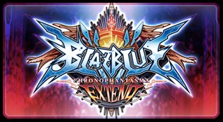 BlazBlue: Chrono Phantasma Extend Trophy List Banner