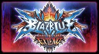 BlazBlue: Chrono Phantasma Extend Trophy List Banner