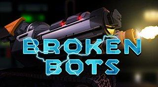 Broken Bots Trophy List Banner