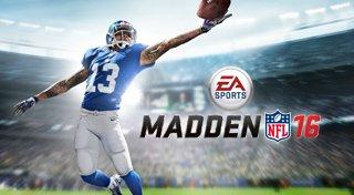 Madden NFL 16 Trophy List Banner