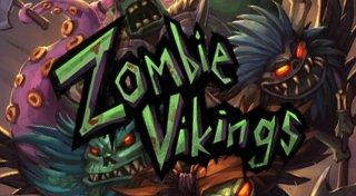 Zombie Vikings Trophy List Banner