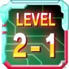 LEVEL 2-1 Boss Destroyed!