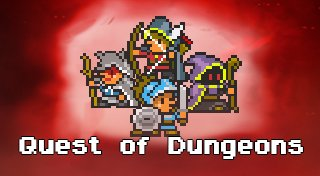 Quest of Dungeons Trophy List Banner