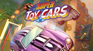 Super Toy Cars Trophy List Banner